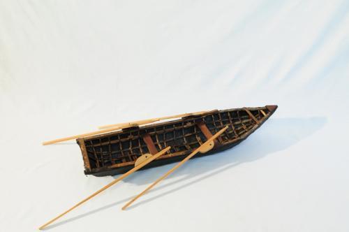 model dunafanaghy currach