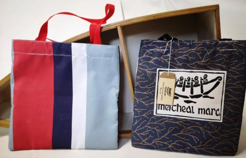 Upcycled and Handmade Bags